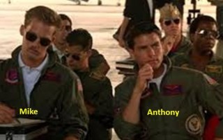 Top Gun Anthony Mike